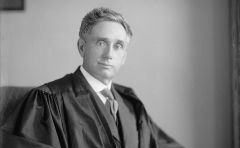 """The greatest dangers to liberty lurk in insidious encroachment by men of zeal, well-meaning but without understanding."" ~Supreme Court Justice Louis Brandeis"